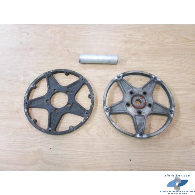 Supports de disques de frein avant pour BMW r 1200