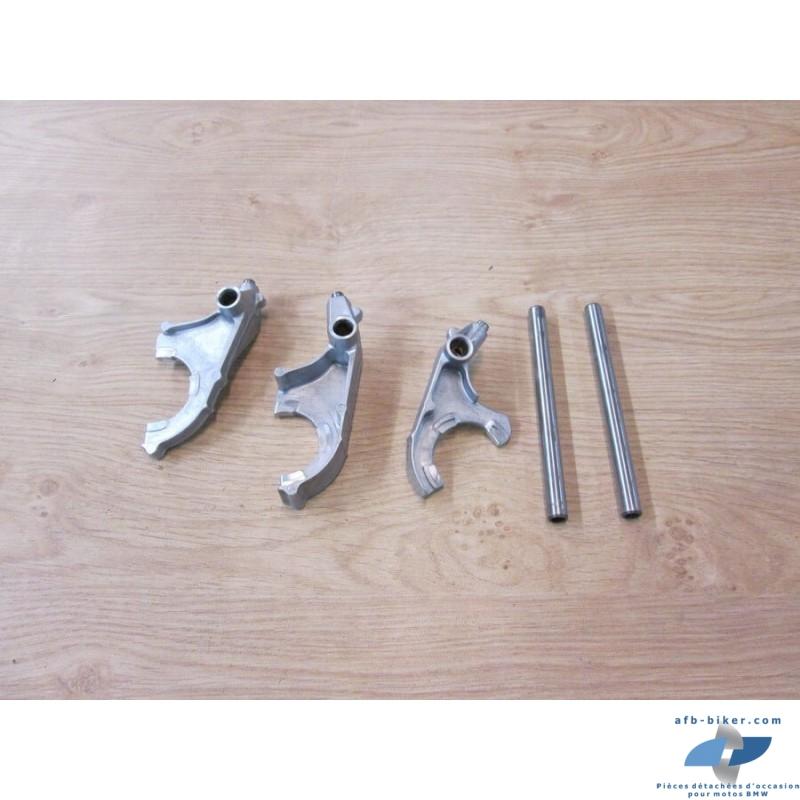 Fourchettes et axes de boite de vitesses de BMW k 1200 tous modèles