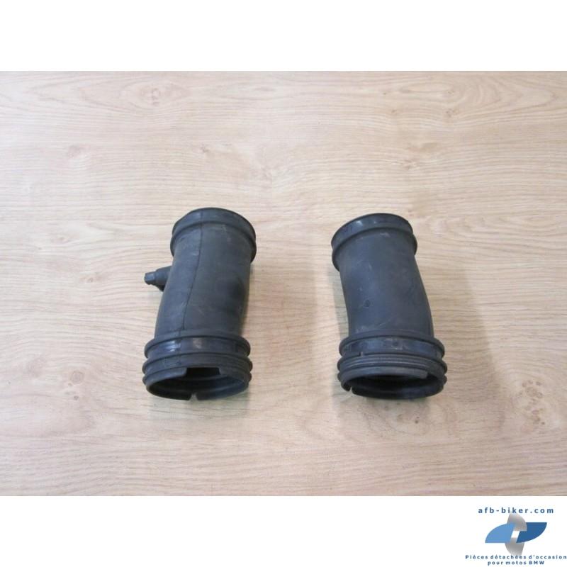 Tuyaux d'aspiration de boite à air de BMW R 1200 RS à refroidissement liquide