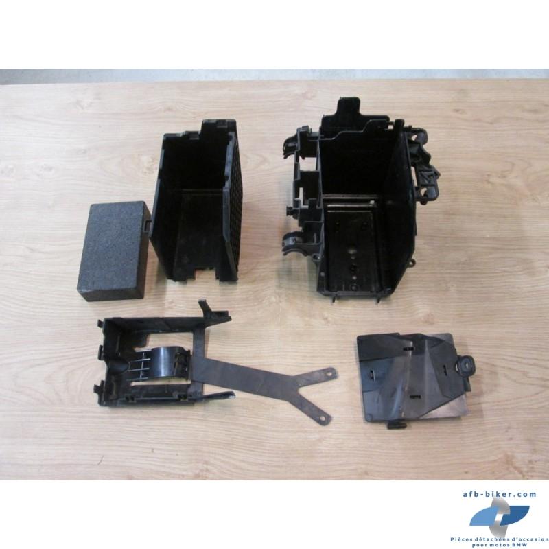 Bac à batterie complet de BMW R 1200 RS et autres modèles à refroidissement liquide