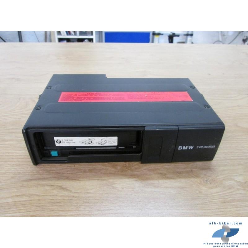 Chargeur CD (6 disques) de BMW K 1200 LT tous modèles