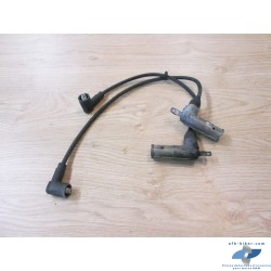 Câbles d'allumage cylindre 2 et 4 de BMW k 1200 rs / gt / lt