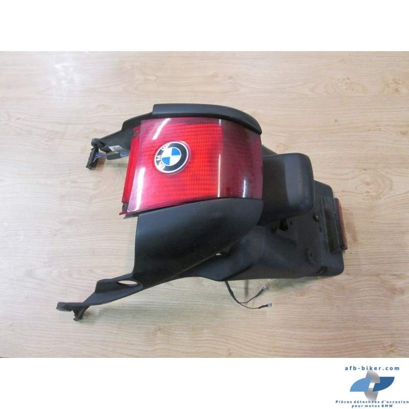 Partie arrière (gardes boues, feu, plaque immatriculation....) de BMW k 1200 rs et gt