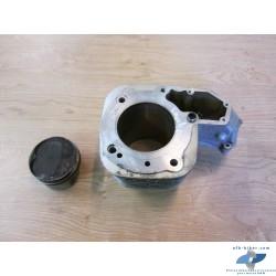 Cylindre et piston gauche de BMW r 850 r / rt  (Avant...