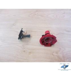 Support de bouchon d'essence et valve de sécurité de BMW f 650 / f 700 et f 800