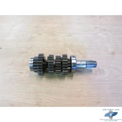 Arbre intermédiaire de boîte de vitesses de BMW f 800 st / s / gt (k71)
