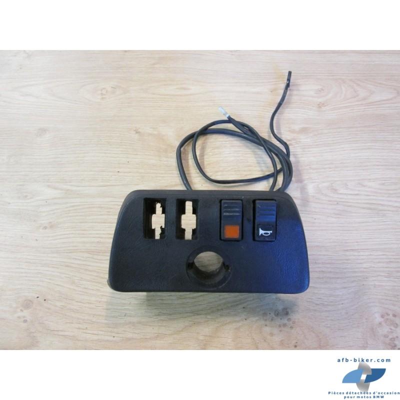 Console de guidon avec interrupteurs de BMW k 75 base / c / rt et k 100 base / lt / rt