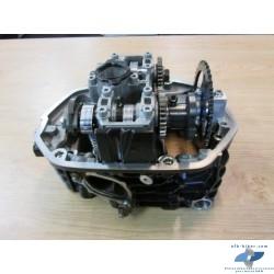 Culasse complète gauche noire de BMW r 1200 rs / gs et autres modèles à refroidissement liquide
