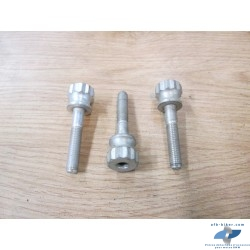 3 Vis M10X55mm de fixation protèges carters de BMW k100 /...