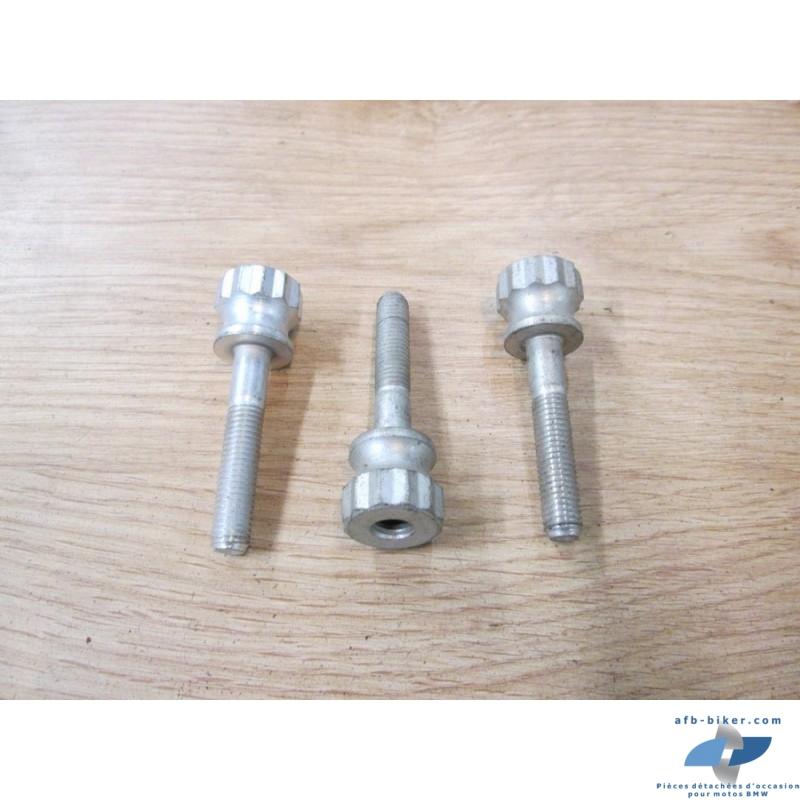 3 Vis M 10 X 55 mm de fixation protèges carters de BMW k 100 / k75