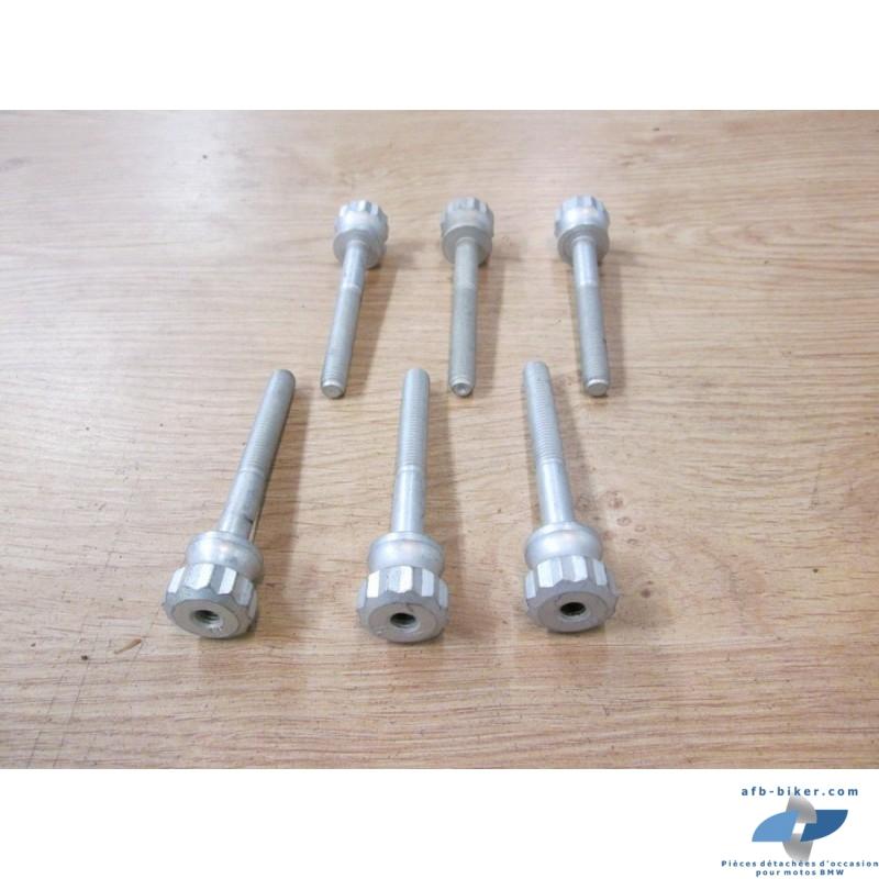 7 Vis M 10 X 85 mm de fixation moteurs de BMW k 75 / k 100 / k 1100 / k 1200