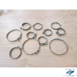 Lot de colliers de serrage de BMW...