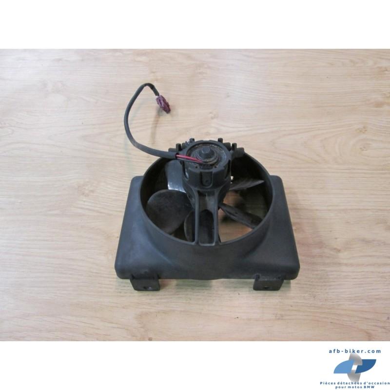 Le ventilateur de radiateur en bon état, fonctionnement vérifié.