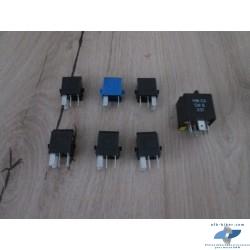 Six petits relais à 4 broches de BMW k 1200 rs / gt / lt tous modèles