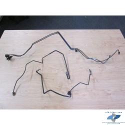 """Tuyaux d'abs avant et arrière de BMW k 1200 rs 2éme """"abs"""" intégral (12/2001 - 07/2005)"""