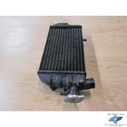 Radiateur gauche de liquide de refroidissement de BMW...