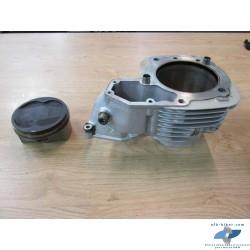 """Cylindre gauche """"simple allumage"""" et piston pour BMW r 1150 gs / gsAdv - r 1150 r / rt / rs"""