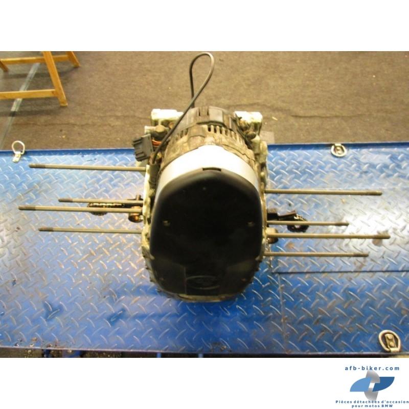 """Bas moteur """"argent"""" (04/1994 - 12/1997) de BMW r 1100 rs / r / gs - r 850 r (BV 5)"""
