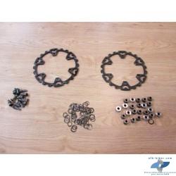 Frettes et rouleaux de frein avant de BMW r 1100 rs / r / rt / r 850 r / rt / k 1100 lt / rs / k 1 / k 100 rs1