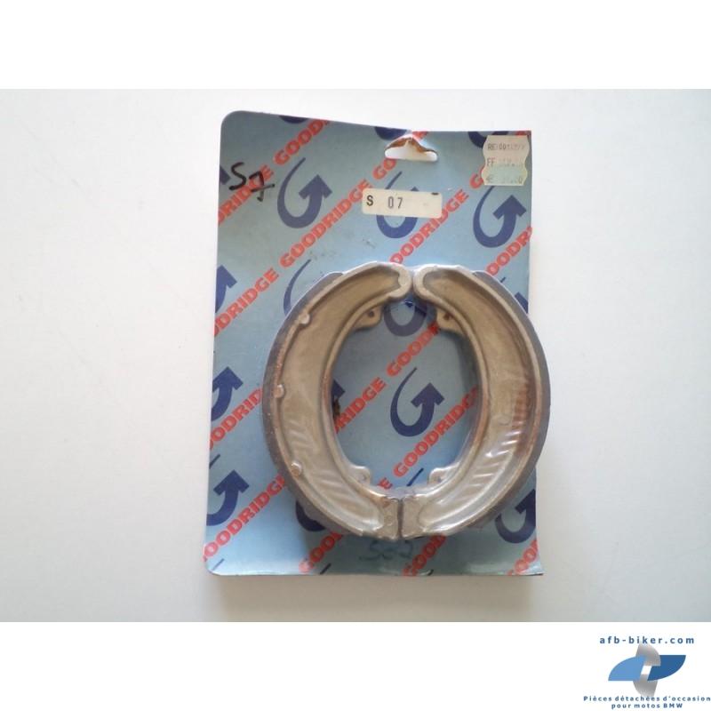 Mâchoires de frein neuves Arrière de HONDA CB / ATC / MXV / SL / CJ