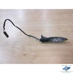 Clignotant avant (support court) et microcontacteur de poignée BMW f 800 r....