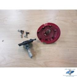 Tubulure de remplissage et valve de sécurité d'essence de BMW f 800 r / st / s / gt