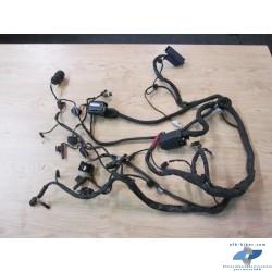 """Faisceau électrique général de BMW f 800 r """"avec abs"""" (12/05 - 07/14)"""