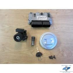 Boitier d'injection BMS , Neiman , Bouchon d'essence , serrures de BMW f 800 r  (12/05 - 07/14)