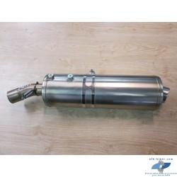 Pot d'échappement de BMW f 800 r / gt  (12/05 - 09/16)