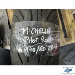 Pneu arrière Michelin Pilot Road 170/60  ZR 17