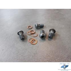 Banjos de conduites hydrauliques de BMW k 1600 gt / gtl
