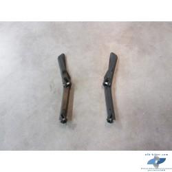 Supports de pare brise droit et gauche de BMW k 1600 gt / gtl