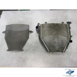 Radiateur de liquide de refroidissement BMW k 1200 s / r / gt - k 1300 s / r / gt