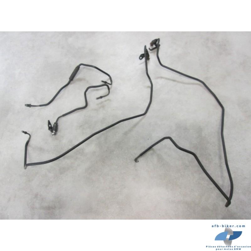 """Conduites de frein avant / arrière """"abs 1"""" BMW k 1200 s / k 1300 s"""