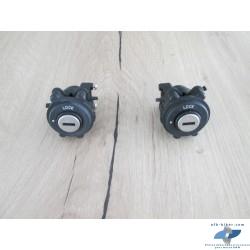 blocs serrures sans clé de BMW k 1600 gt / gtl / bagger