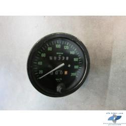 Compteur kilométrique réf: w793 de BMW r 65 base / ls / t