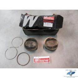 "Pistons complets ""wössner"" de BMW r 1200 c"