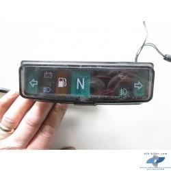 Boitier de lampes témoins de tableau de bord BMW r1100rt...