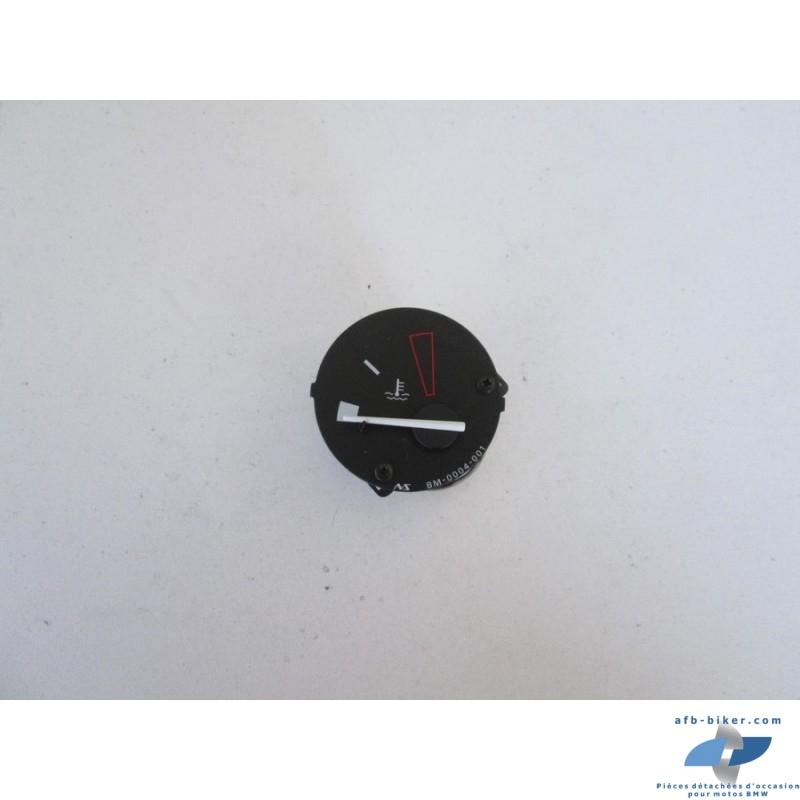 Jauge de température d'eau de tableau de bord de BMW k 1200 lt et rs