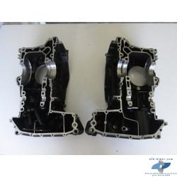 Carters moteur noir de BMW R 1100  /  R 850