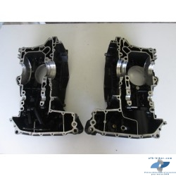 Carters moteur noir de BMW R1100RT/RS/R/GS  /  R850RT/R/GS