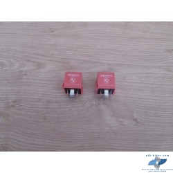 Relais rose à diodes de moto BMW c1 / f650gs/dakar /...