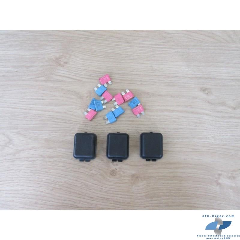 Couvercles et fusibles de BMW K 1200 LT (01/1998 - 07/2008)