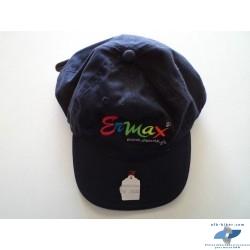 "La casquette adulte ""ermax"" bleu marine est neuve."