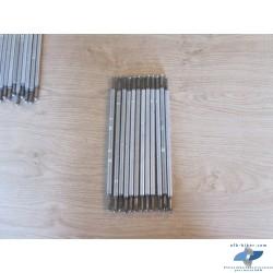 """Tiges de culbuteurs """"longueurs 287mm"""" de BMW R45 / R50 / R60 /R75 / R80 / R90 / R100"""