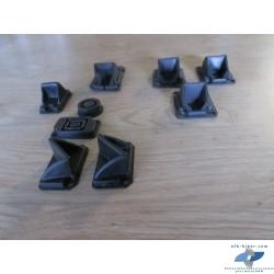 Les soufflets de bocaux de liquide de frein AV en état moyen, pour séries 5 / 6/ 7.