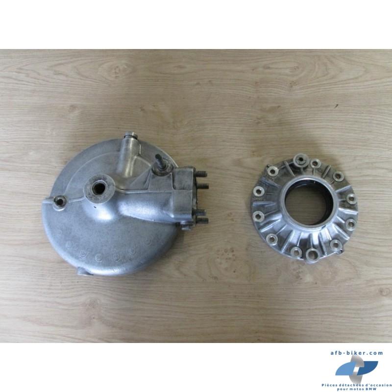 Pour récupération de pièces, il est vide, pour modèles à frein tambours.