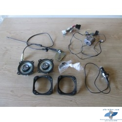 Antenne,haut parleurs,faisceau et accessoires de BMW k100rt/lt / k75rt / k1100lt