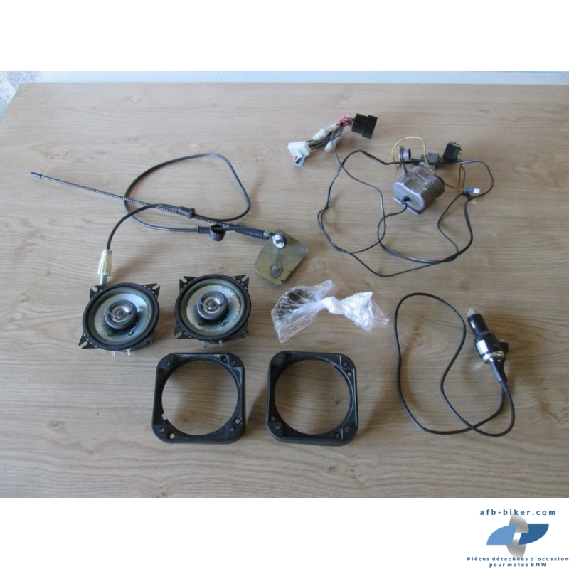 Kit de sonorisation pour BMW k 100 rt / lt / k 75 rt / k 1100 lt