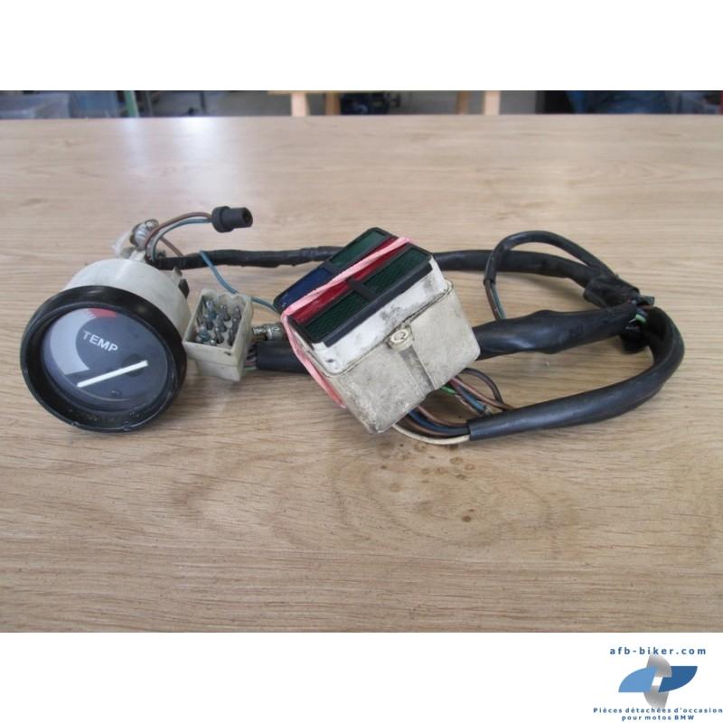 Faisceau électrique de tableau de bord et témoins de BMW f 650 funduro et strada